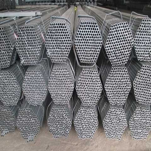 Round metal steel pipe